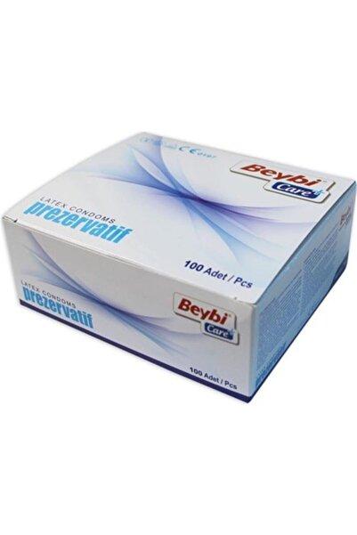 Beybi Prezervatif 100 Adet Kayganlaştırıcılı Ince Dokulu