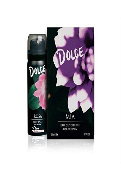 Dolce Mia Edt Kadın Parfüm + Deodorant Set 100 ml