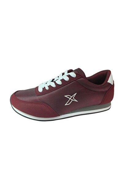 Kinetix Kadın Günlük Spor Ayakkabı Bordo 1076