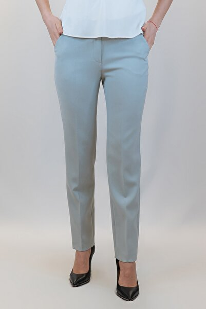 GİZİA Kadın Gri Pantolon M19kmaa0281