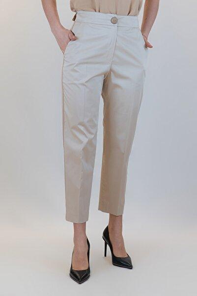 GİZİA Kadın Gri Pantolon M19yaq0111