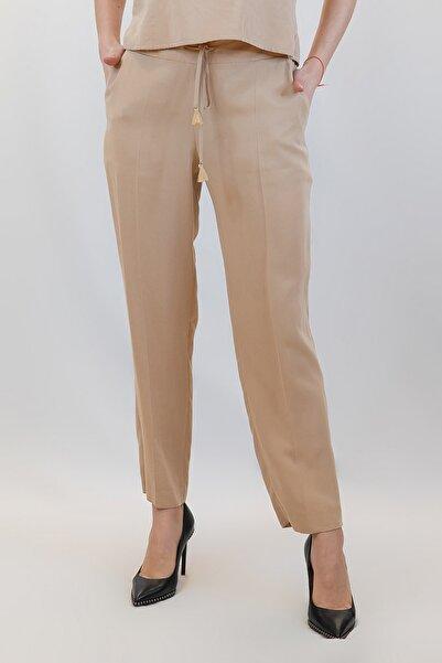 GİZİA Kadın Bej Pantolon M19yaq0471