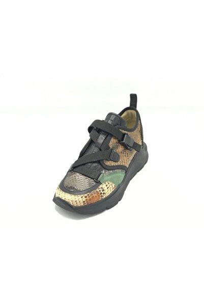 Nursace Deri Sneaker Nsc19y-a62009 Lamına Garn
