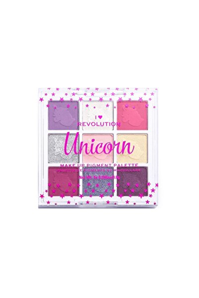 I HEART REVOLUTION Far Paleti - Fantasy Unicorn Pigment Palette