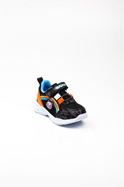 Arvento Unisex Bebe Siyah Spor Ayakkabı