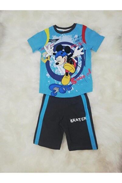 Disney Mickey Mouse Disney Mıckey Mauseerkek Çocuk Pijama Takımı