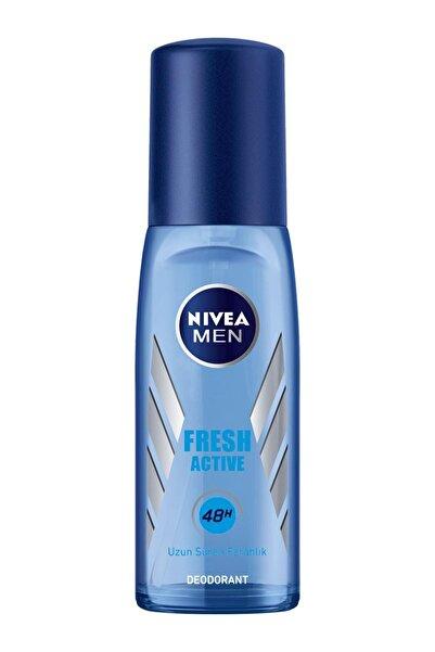 Nivea Men Fresh Active Sprey Deodorant 75 ml