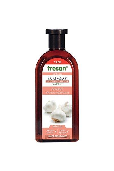 Tresan Sarımsak Özlü Kokusuz Şampuan 300 ml