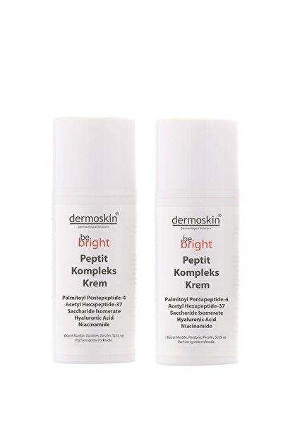 Dermoskin Be Bright Peptit Kompleks Krem 33 ml 2'li Avantaj Paket