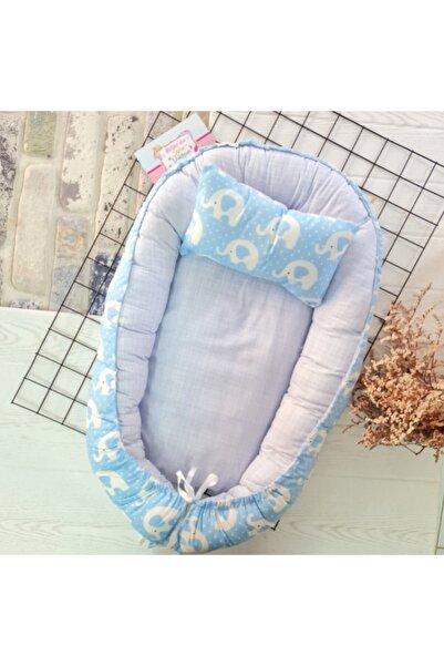 Babynest Bebek Hediyelik Uyku Yatağı Ve Yastığı