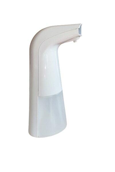 Sude Beyaz Sensörlü Sabunluk
