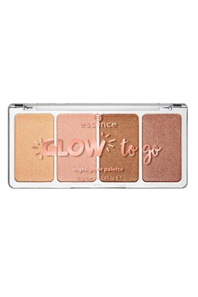 Essence Glow To Go Highlighter - Aydınlatıcı Palet No 10