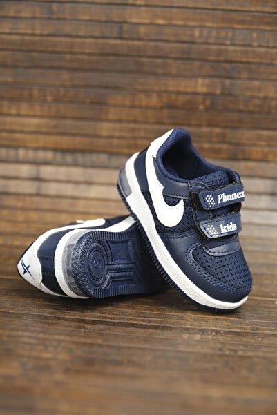 Oksit Phx Çift Bantlı Işıklı Unisex Çocuk Spor Ayakkabı
