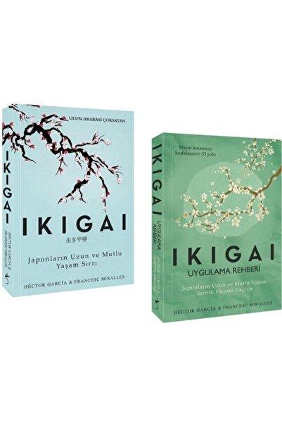 İndigo Kitap Ikigai Uygulama Rehberi / Ikigai-japonların Uzun Ve Mutlu Yaşam Sırrı 2 Kitap Set