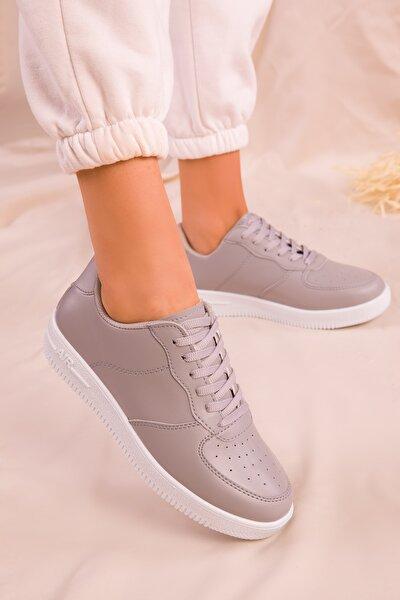 SOHO Gri Kadın Sneaker 14361