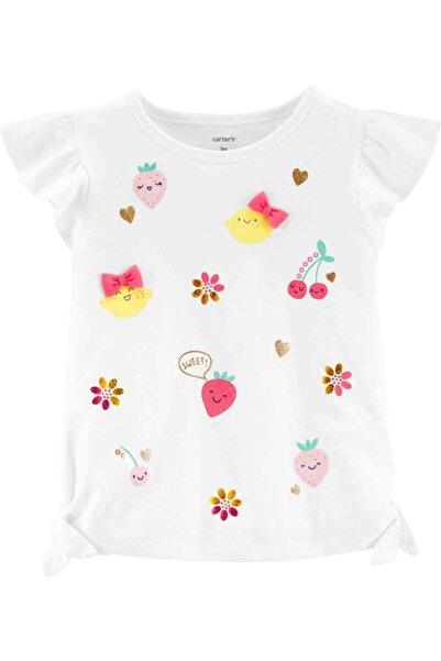 Carter's Küçük Kız Çocuk Tshirt