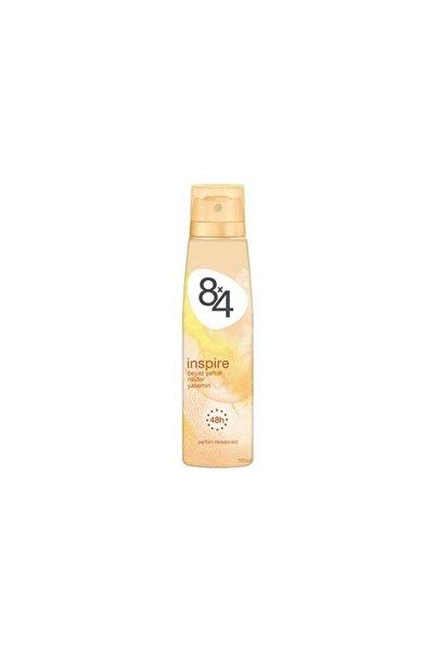 8x4 Inspire Sprey Kadın Deodorant 150 ml