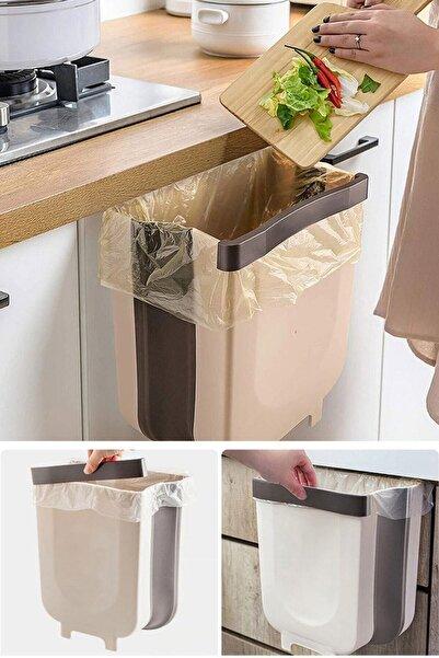 Limon Home Portatif Katlanabilir Çöp Kovası