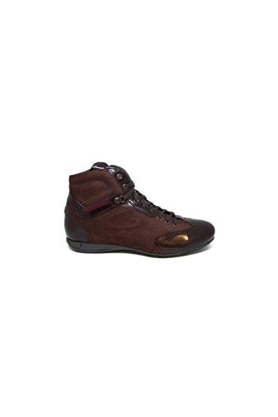 ALBERTO GUARDIANI Erkek Bordo Günlük Ayakkabı
