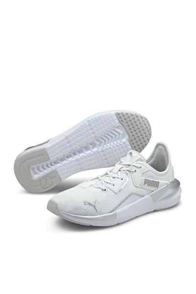 Puma PLATINUM METALLIC WNS Beyaz Kadın Koşu Ayakkabısı 101085422