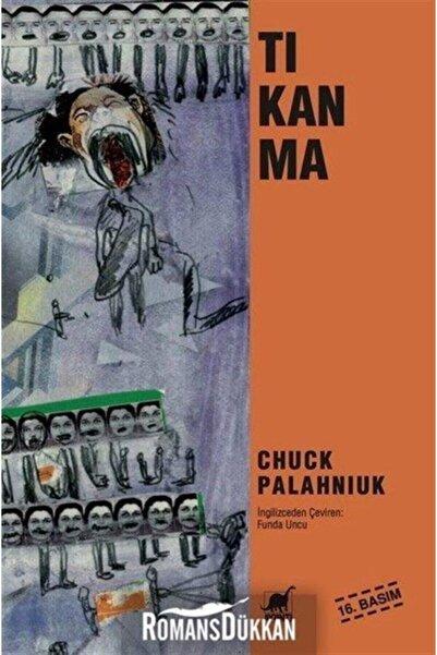Ayrıntı Yayınları Tıkanma - Chuck Palahniuk