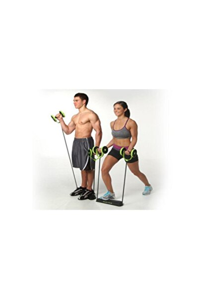 multi contact Avessa Revoflex Xtreme Pro Tekerlekli Egzersiz Spor Aleti Lastikli Karın Kası Göbek Eritme Tekerleği