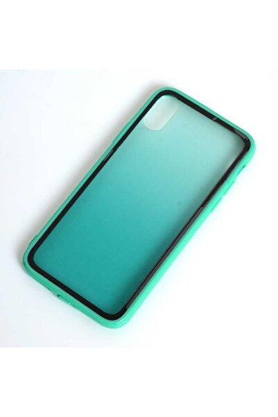 zore Iphone X Uyumlu  Kılıf Estel Silikon
