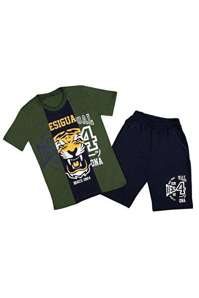 Babyboy Erkek Çocuk Tişört Şort 2'li Takım