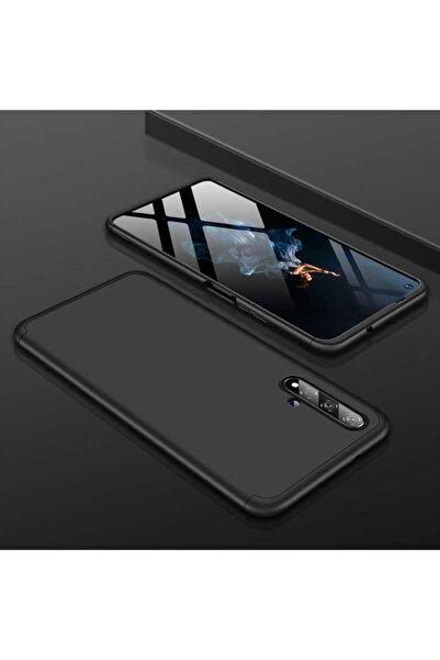Huawei Nova 5t Kılıf 360 Derece Tam Koruma 3 Parça Ays Model