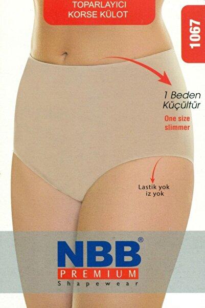 NBB Premium Toparlayıcı Külot Korse Ten