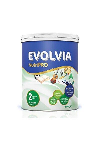 Evolvia Nutripro Bebek Maması 6-12 Ay No2 800 gr
