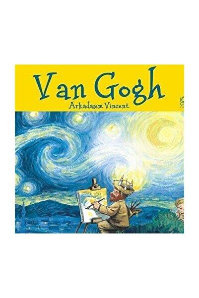 1001 Çiçek Kitaplar Van Gogh Arkadaşım Vincent