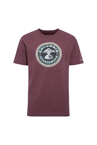 Columbia Brightwoods Basin™ Kısa Kollu Erkek T-shirt