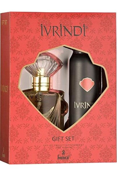 Ivrindi Edt 55 Ml Kadın Parfüm Seti