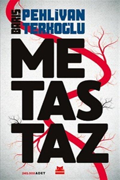 Kırmızı Kedi Yayınevi Metastaz - Barış Pehlivan -