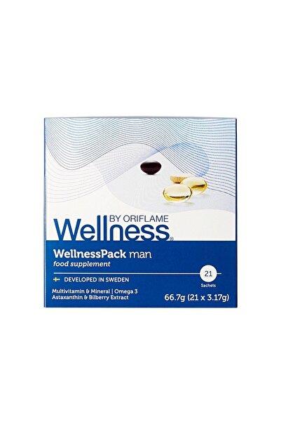 Oriflame Wellnesspack - Erkekler Için