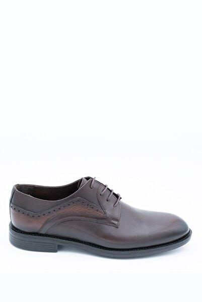 İgs Erkek Kahverengi Ayakkabı