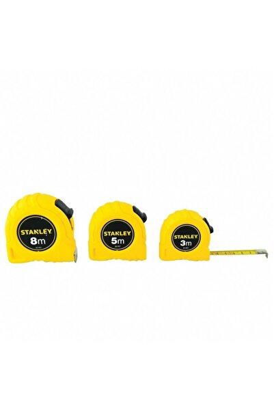 Stanley Metre Sarı Şerit Metre 10 Metre Kolay Ölçmede En Iyisi Tam Size Göre