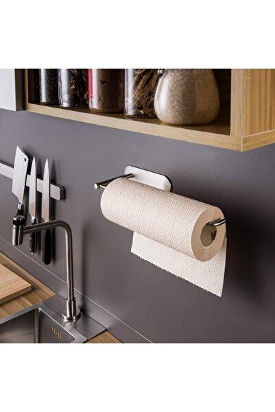 Zift Unique Paslanmaz Çelik Kağıt Havlu Askılığı / Kağıt Havluluk - Yapışkanlı Sistem