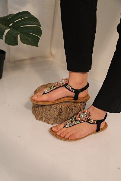 Guja Kadın Ortapedik Sandalet 19y250