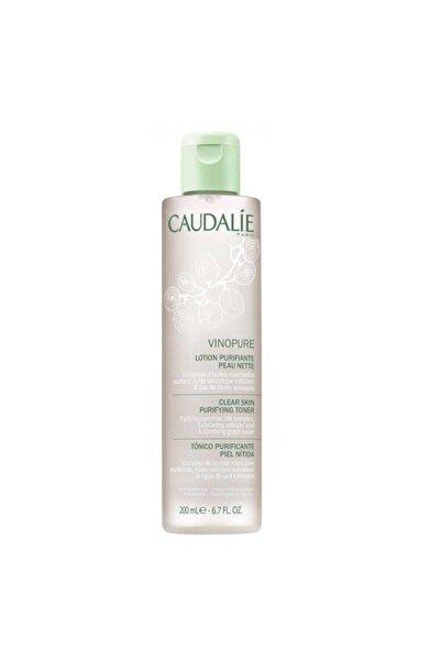 Caudalie Kızarıklık Karşıtı Arındırıcı Tonik - Vinopure Clear Skin Purifying Toner 200 ml 3522930002505