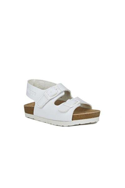 Vicco Last Unisex Bebe Beyaz Sandalet
