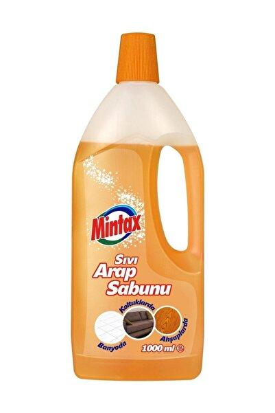 Mintax Sıvı Arap Sabunu 1 L 6ad