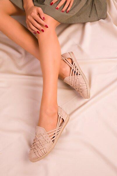 SOHO Ten Suet Kadın Casual Ayakkabı
