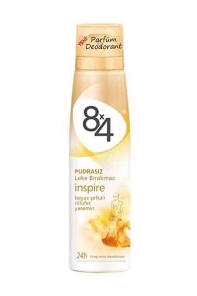 8x4 Soft Kiss Kadın Deodorant Sprey 150 ml
