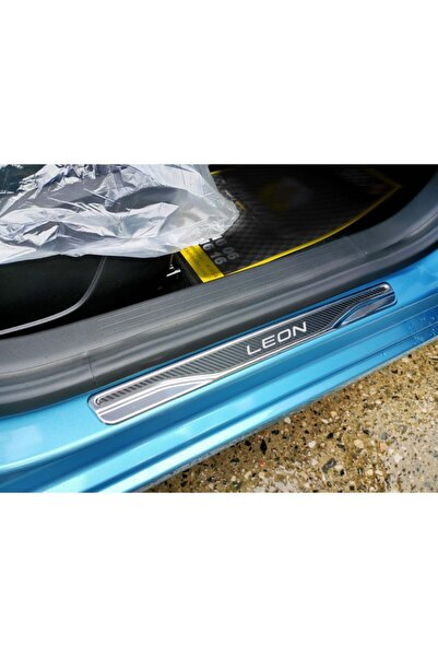 ASL Seat Leon Mk3 Sc Yeni Karbon Kapı Eşiği 2012-2013