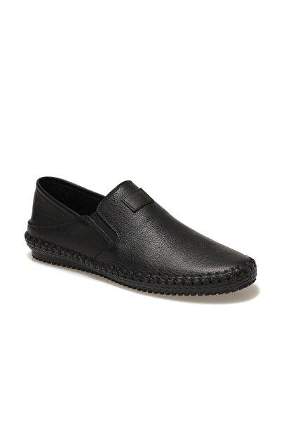 Flogart G-103 1FX Siyah Erkek Comfort Ayakkabı 100787414