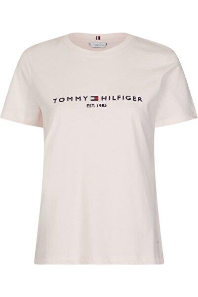 Tommy Hilfiger New Th Ess Hilfiger Yuvarlak Yaka T-shirt