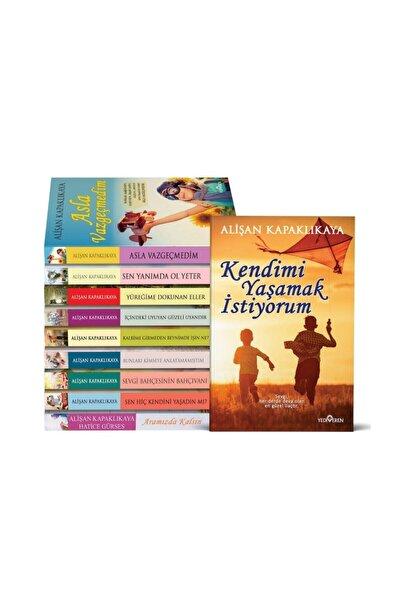 Yediveren Yayınları Alişan Kapaklıkaya 10 Kitap Set