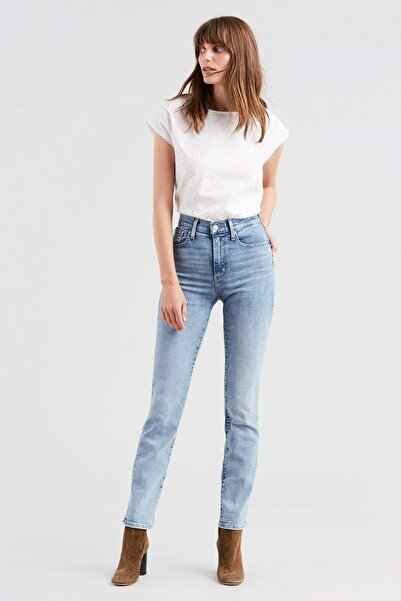 Levi's Kadın 724 High Rise Straight Jean 18883-0032